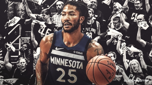 Derrick Rose will 'give it a go' for Timberwolves vs. Nuggets on Saturday