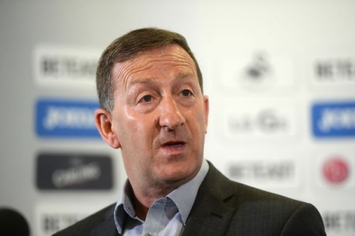 The rise and fall of Huw Jenkins at Swansea City