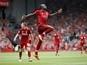 Liverpool forward Sadio Mane's record vs. West Ham United
