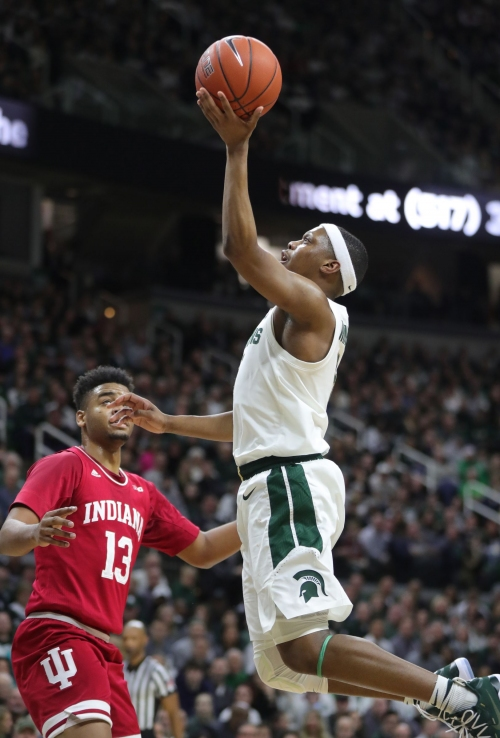 MSU's loss to Hoosiers was a reality check: Staying in sync is the key