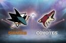 Brent Burns' OT goal lifts Sharks past Arizona Coyotes