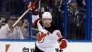 Devils GM says 'zero chance' Taylor Hall is traded this season