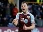 Barnes hails Crouch impact as Burnley battle to retain Premier League status
