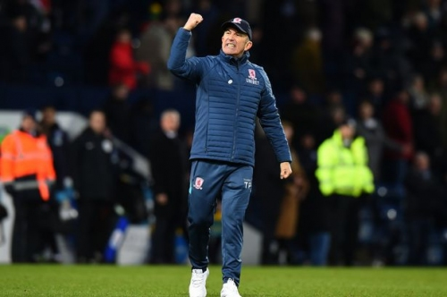 'He'll send you to sleep - HOOF' Atmosphere rated as Tony Pulis gives Boro the last laugh at West Brom