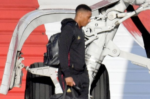 Man Utd squad vs Leicester City revealed as Anthony Martial returns