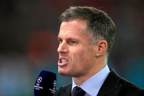 Liverpool FC legend Jamie Carragher makes bizarre claim about Man City as title race heats up