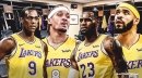 Report: Locker room confrontation described as 'typical' for Lakers