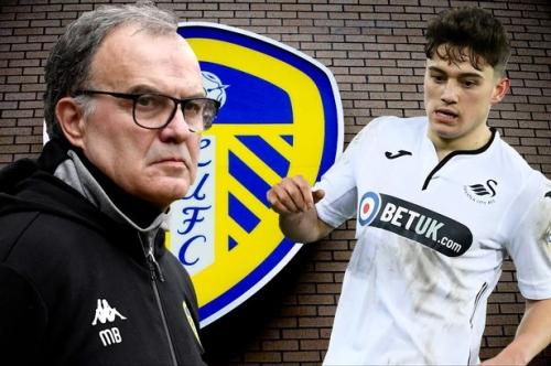 Leeds United boss Marcelo Bielsa makes Daniel James admission as club linked with ex-Tottenham man