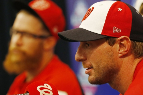 Washington Nationals' Max Scherzer and Sean Doolittle on improving the game on-field and for fans...