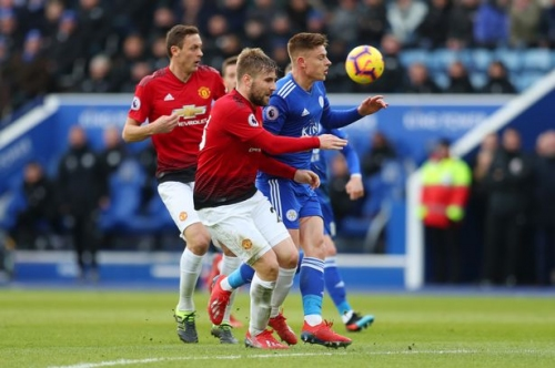 Leicester City 0-1 Manchester United FC - How the players rated