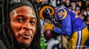 Report: Rams RB Todd Gurley expected to split carries with C.J. Anderson in Super Bowl