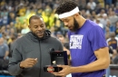 Lakers Video: JaVale McGee Receives Championship Ring From Andre Iguodala Before Warriors Game