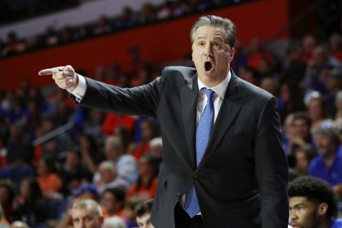 ESPN ranking gives no respect to Kentucky