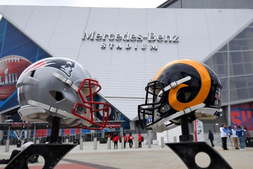 Favorite Prop Bets For Super Bowl LIII