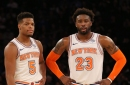 "Grizzlies 96, Knicks 84: ""First game"""