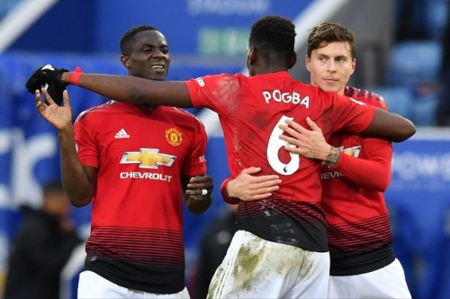 Garth Crooks finally praises Paul Pogba and compares Manchester United defenders to Cannavaro and Nesta