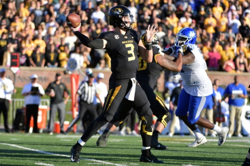Drew Lock Could Be The Next Franchise Quarterback For The Washington Redskins