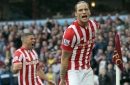 Marko Arnautovic allegedly spoke to no-one by the end of his Stoke City career