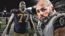 Rams OL Andrew Whitworth says he'll take some time to think of his NFL future following Super Bowl 53 loss