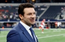 Did Tony Romo's silence on Cowboys question ahead of Super Bowl signal that he wants to see changes to franchise?