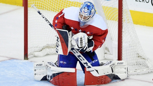 Capitals re-sign backup goalie Pheonix Copley to 3-year extension