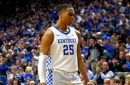 PJ Washington earns weekly SEC award