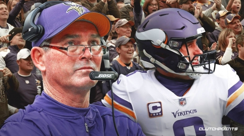 Are the Minnesota Vikings making the right call by sticking with head coach Mike Zimmer?