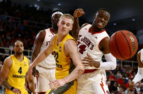 Marquette was dominated by St. John's on Jan. 1 but hasn't lost since. The rematch is Tuesday.