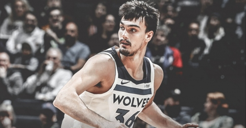 Rumors: Timberwolves' Dario Saric available for a 1st-rounder, one player