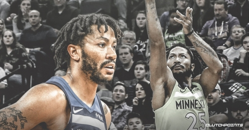 Timberwolves' Derrick Rose re-aggravates ankle, won't play Tuesday vs. Grizzlies