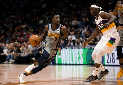 Pacers salvage trip behind Darren Collison's clutch shooting in victory vs. Pelicans