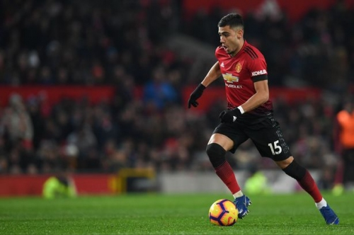 Andreas Pereira needs to follow the example of his Manchester United teammate