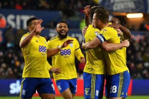 Birmingham City star awarded disputed Swansea City goal