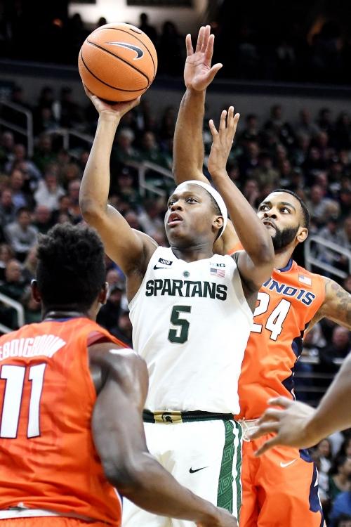Michigan State basketball vs. Illinois: Scouting report, prediction
