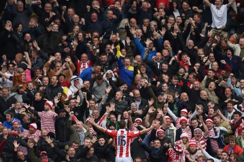 When Stoke City ruled West Bromwich Albion... for 24 years!