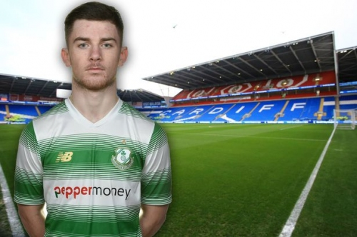 Who is Aaron Bolger, the 'technically excellent' Irish wonderkid Cardiff City have signed on loan
