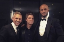 Gary Lineker's touching gesture at Vincent Kompany's homelessness charity dinner