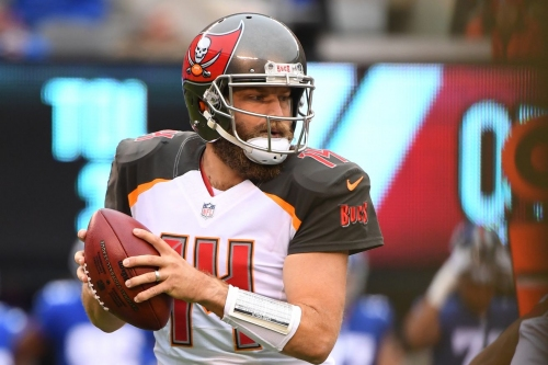 Bucs are better off going outside for a backup QB