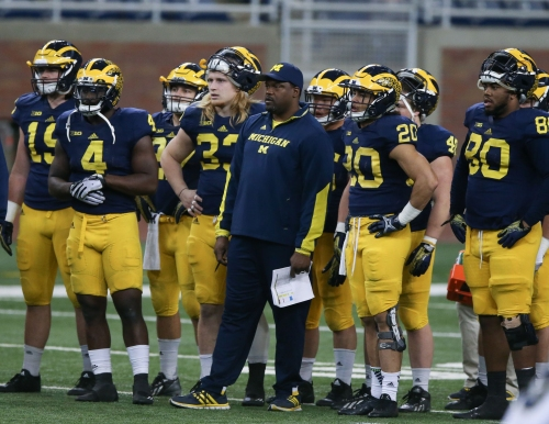 Michigan great Tyrone Wheatley reportedly next Morgan State head coach
