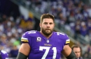 Report: Vikings consider moving Riley Reiff to Guard