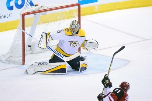 Nashville Predators vs. Arizona Coyotes Preview: The Low-Wattage Power Play