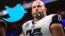 Rams OT Andrew Whitworth deletes his Twitter account