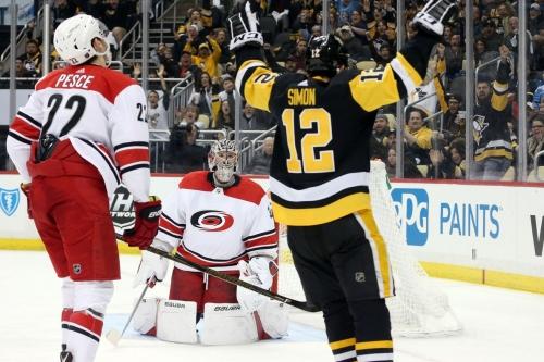 Gamethread: Hurricanes @ Penguins