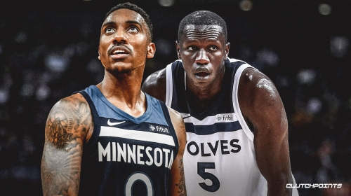 RUMOR: Jeff Teague, Gorgui Dieng are available, issue is what other teams want Timberwolves to take back