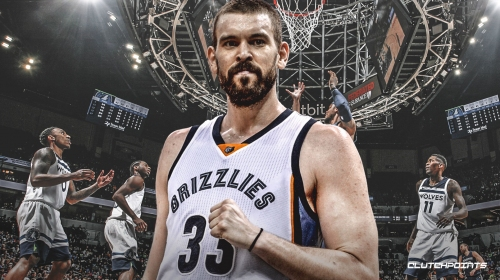 Grizzlies' Marc Gasol will not play vs. Timberwolves amid trade speculation