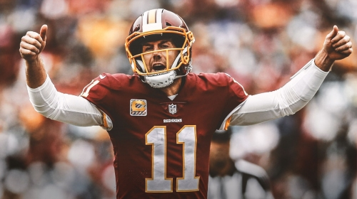 Rumors: Redskins has no reason yet to cut Alex Smith