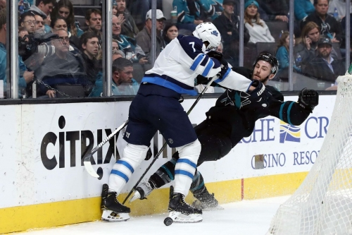 Sharks at Jets: Lines, gamethread, and where to watch