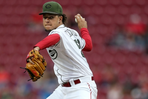 2019 Cincinnati Reds questions: Who will be the Opening Day starter?