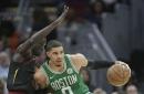 Celtics drop Cavaliers 103-96