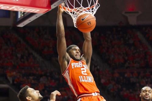 2/5 Big Ten Basketball Recap: Illinois Upsets Michigan State